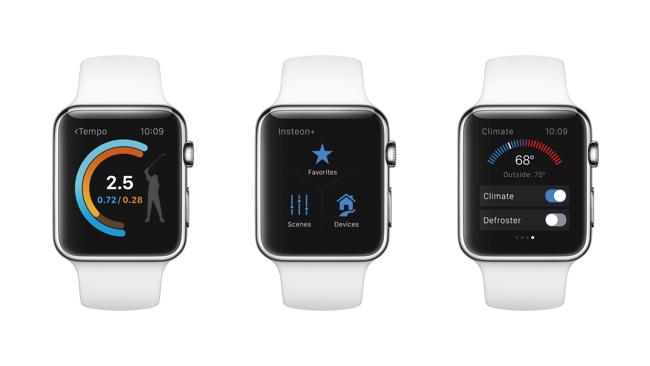 Apple watchOS 2 : la montre connectée… pas nécessairement au iPhone