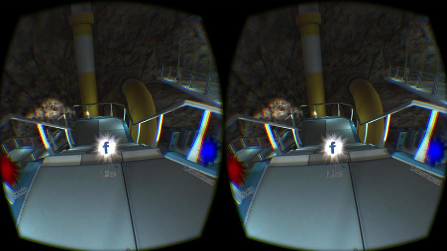 La publicité à l'assaut de la réalité virtuelle