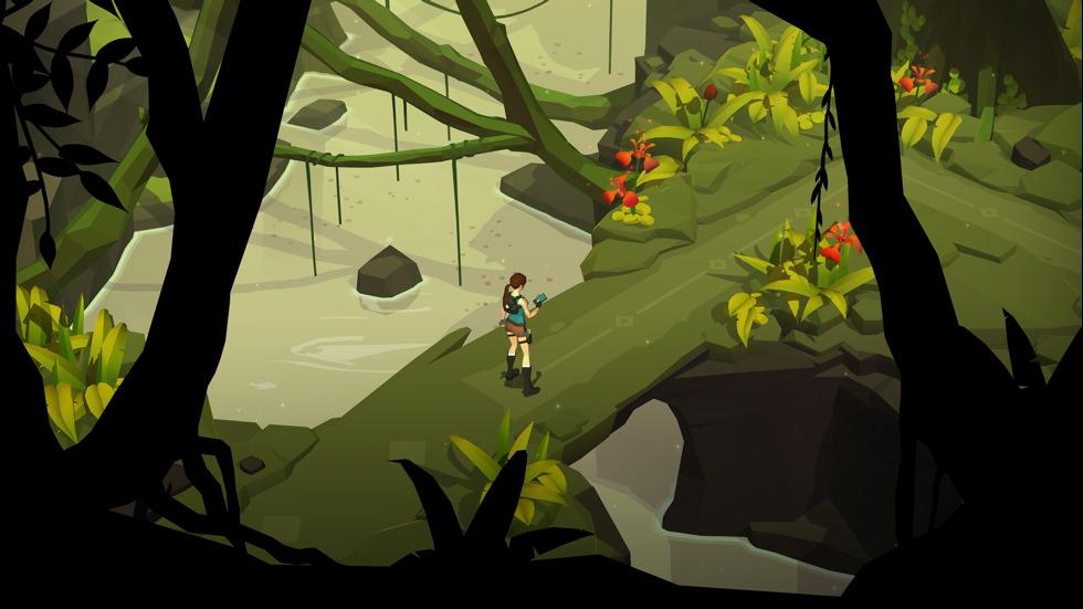 Le jeu montréalais Lara Croft GO triple champion de 2015!