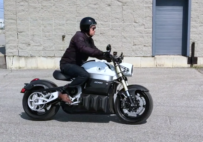 Lito Sora: une Tesla sur deux roues fabriquée au Québec
