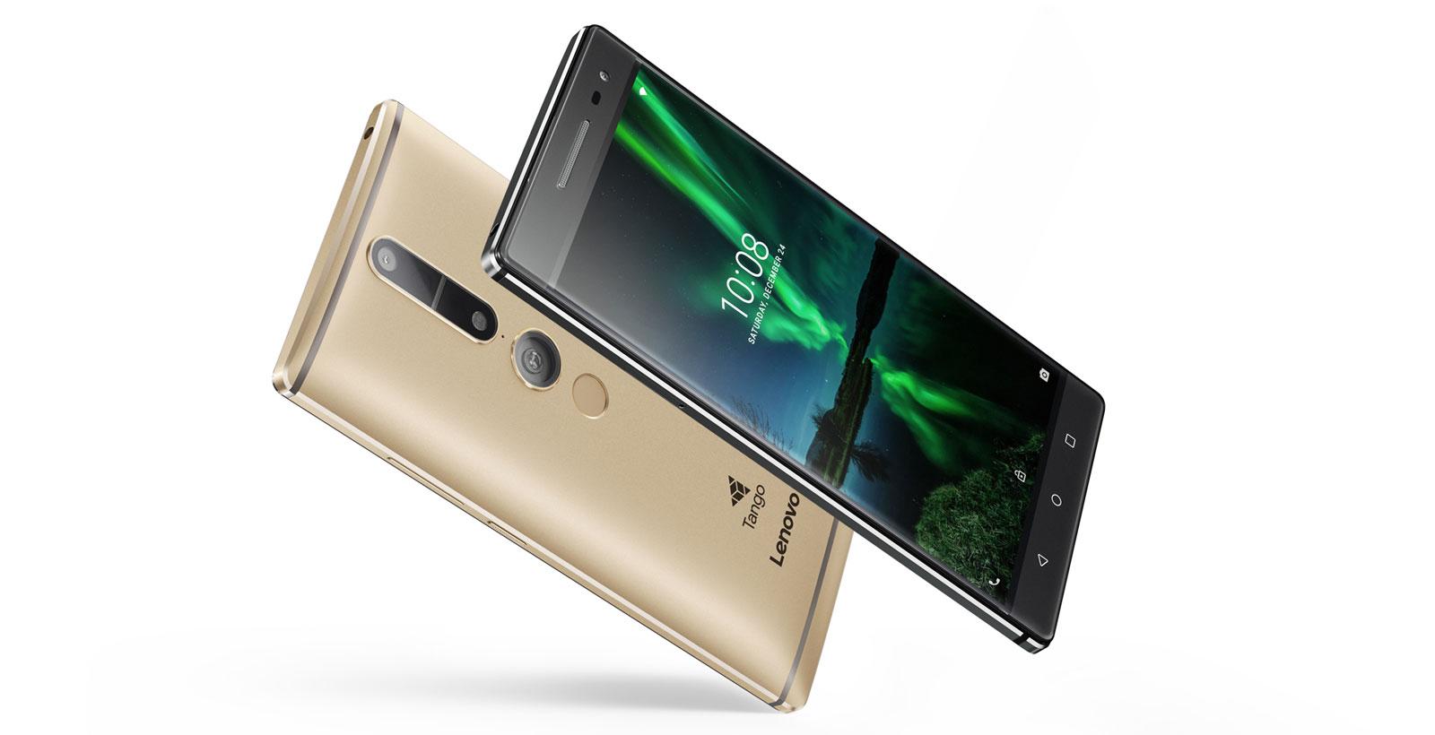Réalité augmentée et téléphones modulaires: Lenovo largue le Canada | Branchez-vous