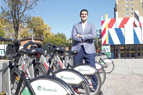 Montréal à l'heure de la mobilité intermodale