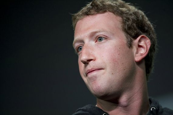 Trois questions à Mark Zuckerberg… c'est-à-dire, à Olivier Schmouker