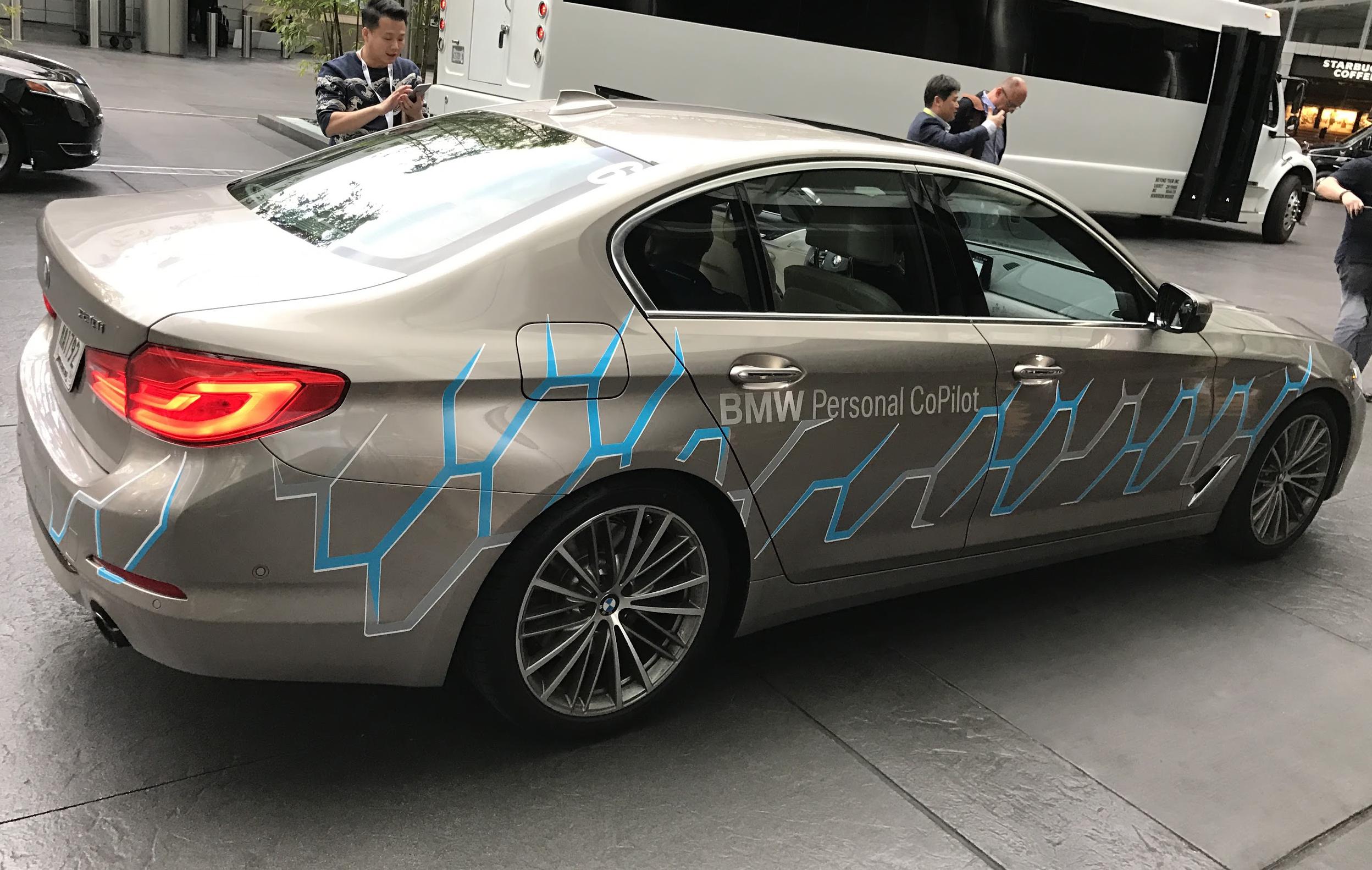 Voici comment la voiture autonome de BMW se conduira – Autofocus.ca