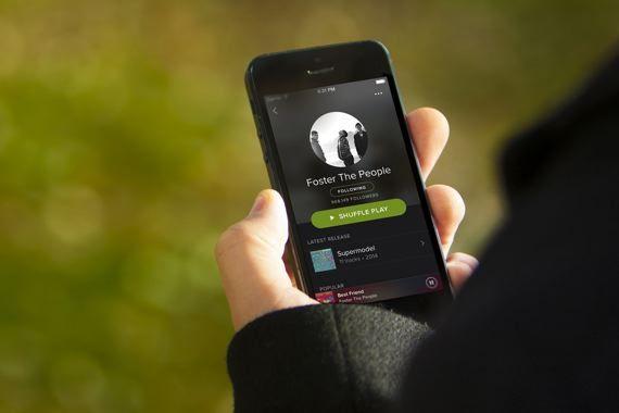 Spotify: prospérer dans l'ombre de Google, Apple et Amazon
