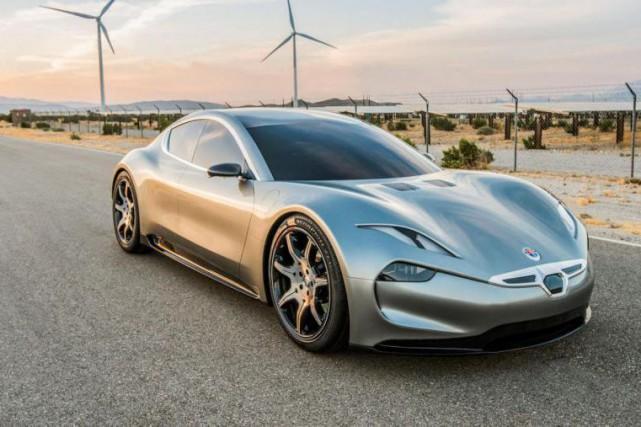 EMotion: l'automobile électrique selon Henrik Fisker, prise 2